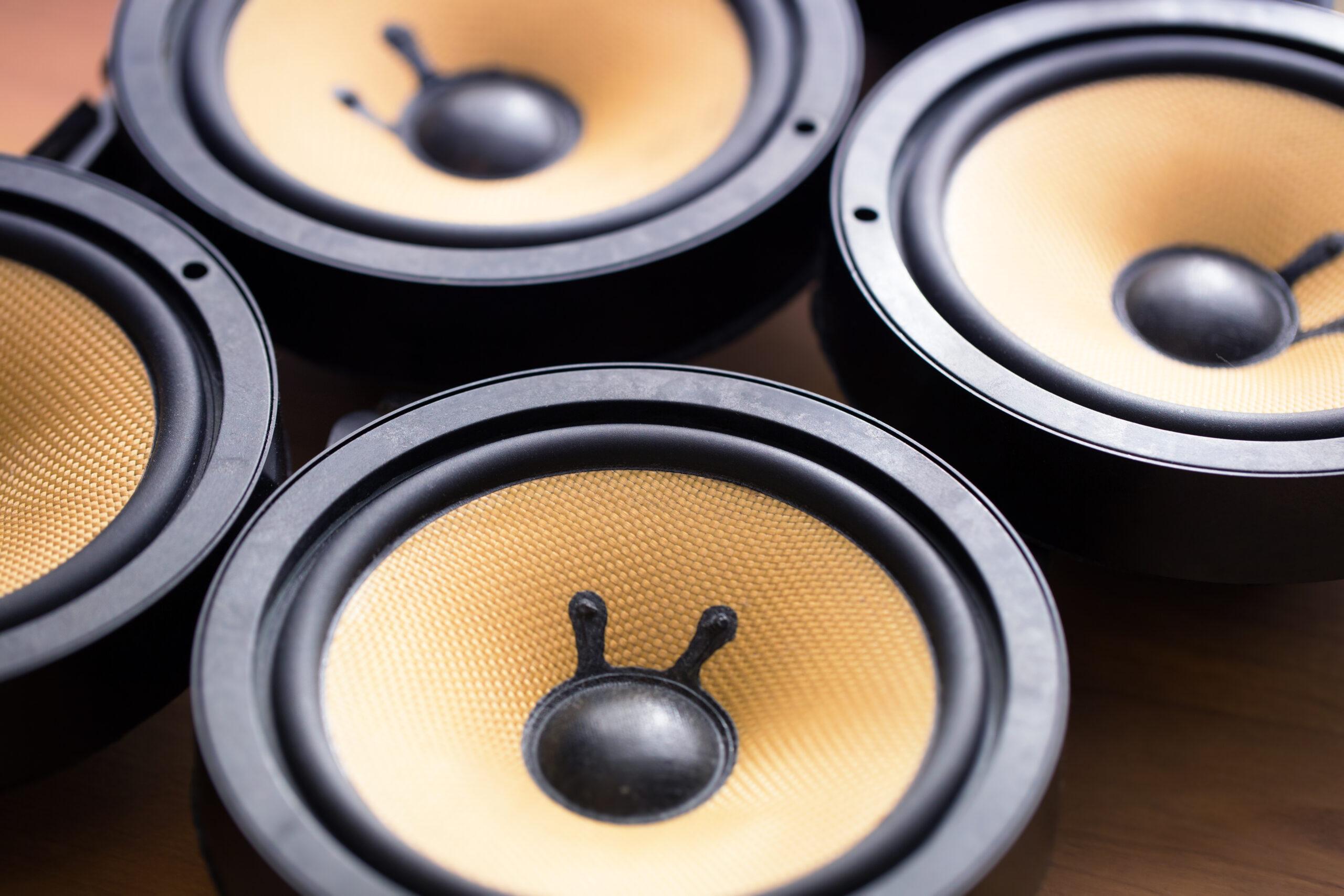 Impianti audio
